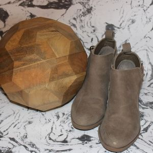 American Eagle Outfitters Shoes - AEO Taupe Booties